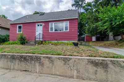 Manchester Single Family Home For Sale: 544 (Upper) Lake Avenue