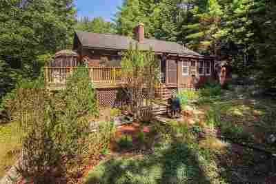 Rutland Town Single Family Home For Sale: 444 Colonial Drive