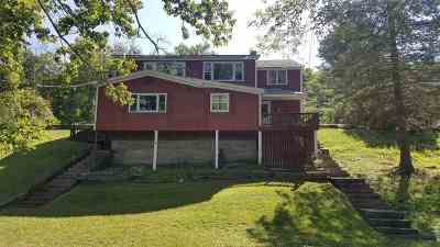 Castleton Single Family Home For Sale: 4347 Vt Route 30 North Route