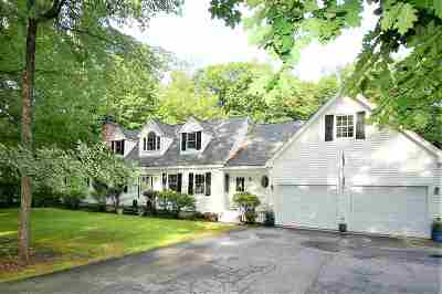 Wolfeboro Single Family Home For Sale: 114 Spruce Road