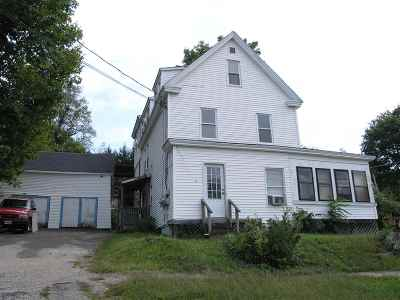 Franklin Multi Family Home For Sale: 47 Chestnut Street