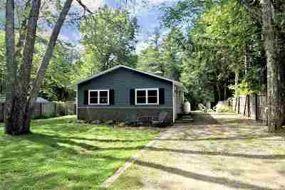 Moultonborough Single Family Home Active Under Contract: 10 Blackbird Lane