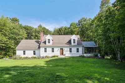 Bow Single Family Home Active Under Contract: 12 Hollow Road