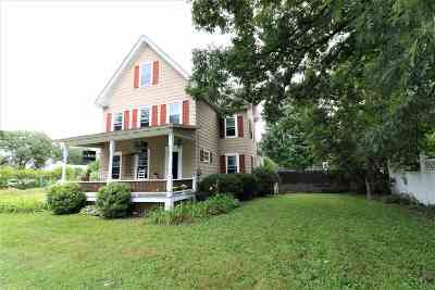 Concord Single Family Home For Sale: 2 Stark Street