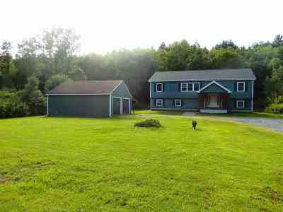 Westford Single Family Home For Sale: 732 Woods Hollow Road