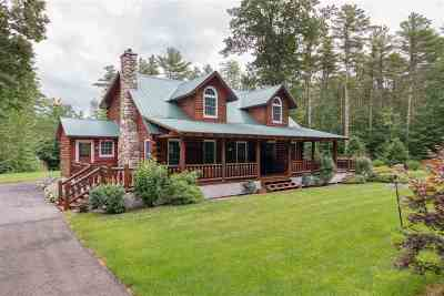 Wolfeboro Single Family Home For Sale: 46 Camp School Road