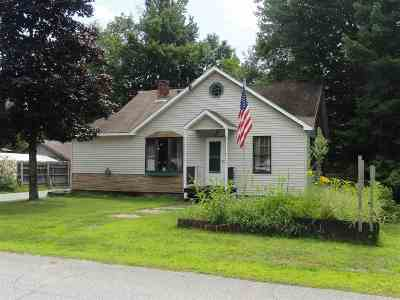 Woodstock  Single Family Home For Sale: 73 Paradise Road
