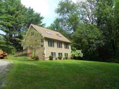 Castleton Single Family Home For Sale: 23 Spooner Pt Road