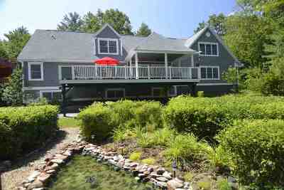 Tilton Single Family Home For Sale: 42 Silver Lake Road