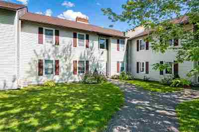 Chittenden County Condo/Townhouse For Sale: 31 Saybrook Road