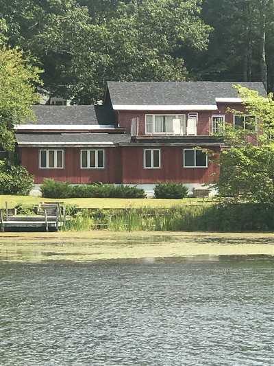 Castleton Single Family Home For Sale: 163 E. Creek Road