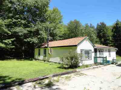 Bristol Single Family Home For Sale: 266 Hall Road