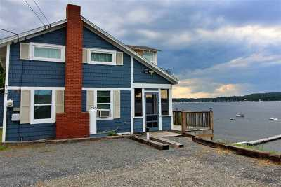 Colchester Single Family Home For Sale: 727 East Lakeshore Drive