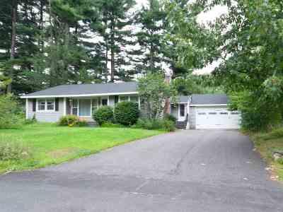 Nashua Single Family Home For Sale: 32 Damon Avenue