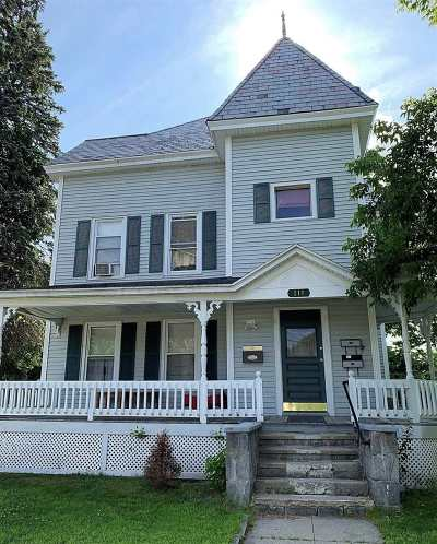Manchester Multi Family Home For Sale: 214 Calef Road