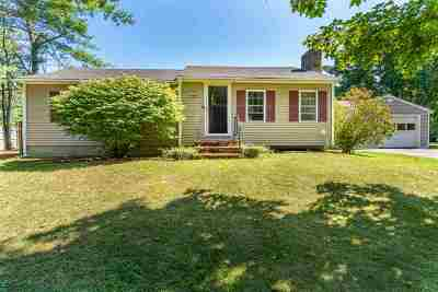 Wolfeboro Single Family Home For Sale: 10 Anagance Lane