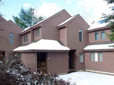Waterville Valley Condo/Townhouse For Sale: 24 Forest Rim Way #J-3