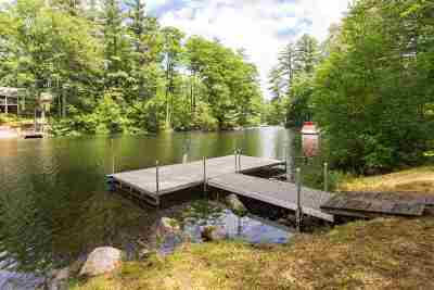 Wolfeboro Single Family Home For Sale: 6 Edwards Way
