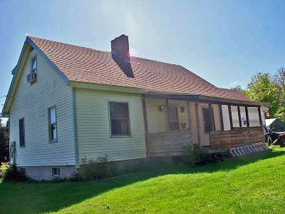 Danby Single Family Home For Sale: 39 Jim Town Road