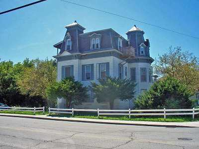 Rutland, Rutland City Multi Family Home For Sale: 125 Grove Street