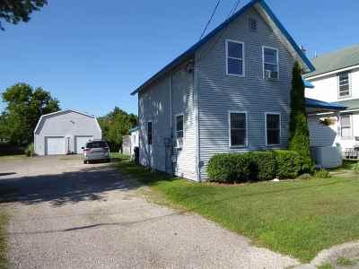 Winooski Single Family Home For Sale: 35 Hall Street