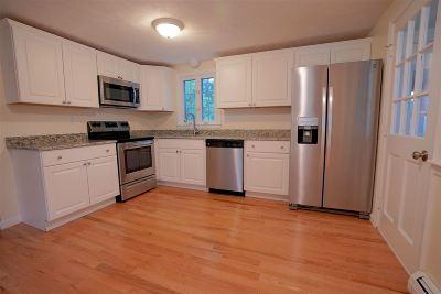 Nashua Single Family Home For Sale: 15 Gettysburg Drive