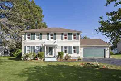 Nashua Single Family Home For Sale: 7 Canter Court