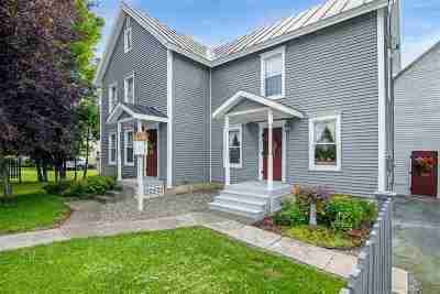 Single Family Home For Sale: 74 Elm Street