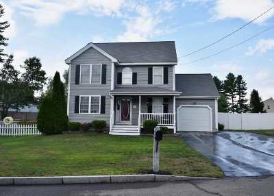 Manchester Single Family Home For Sale: 29 Ridgewood Street