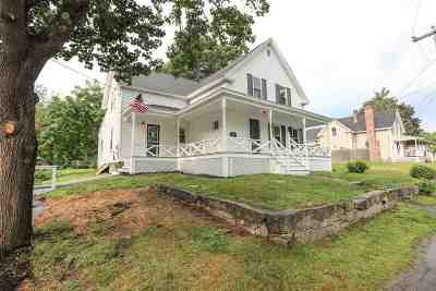 Milford Single Family Home For Sale: 46 Knight Street