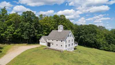 Northwood Single Family Home For Sale: 178 Jenness Pond Road