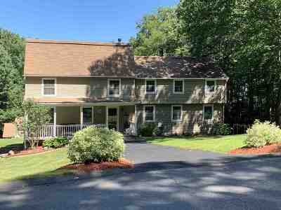 Merrimack Single Family Home For Sale: 8 Hutchinson Road