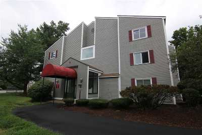 Concord Condo/Townhouse For Sale: 120 Fisherville Road #22