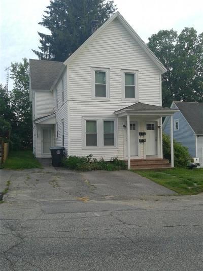 Franklin Multi Family Home For Sale: 55 Park Street