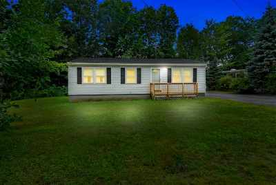 Laconia Single Family Home For Sale: 151 Province Street