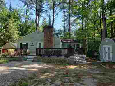 Moultonborough Single Family Home For Sale: 4 Orton Lane