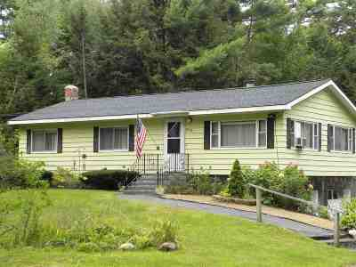 Auburn Single Family Home For Sale: 256 Pingree Hill Road