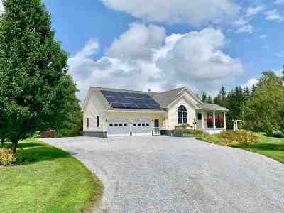Swanton Single Family Home For Sale: 11 Homestead Road