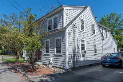 Concord Single Family Home For Sale: 76 N State Street