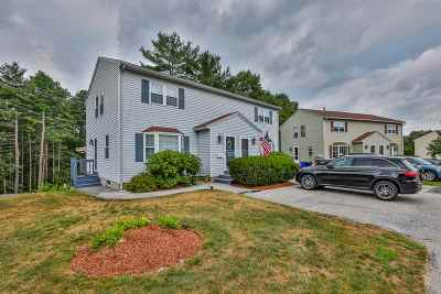 Goffstown Condo/Townhouse Active Under Contract: 4 Arabian Court #A