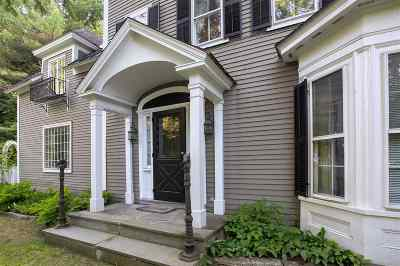 Woodstock Single Family Home For Sale: 5 Linden Hill