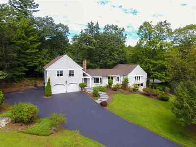 Hollis Single Family Home For Sale: 1 Nevins Road