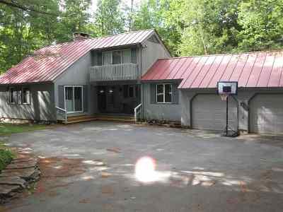 Hartford Single Family Home For Sale: 1102 Wheelock Road #2039