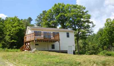 Grafton Single Family Home For Sale: 194 Hardy Hill Road