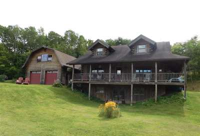 Single Family Home For Sale: 356 Hyland Hill Road