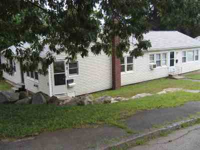 Nashua Multi Family Home For Sale: 11-13 Kendrick Street