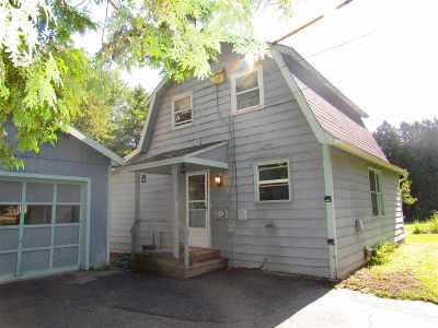 Middlesex Single Family Home For Sale: 124 Three Mile Bridge Road