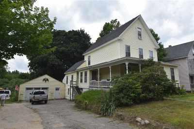 Laconia Single Family Home For Sale: 219 Gilford Avenue