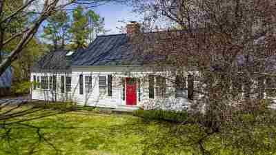 Norwich Single Family Home For Sale: 8 Hopson Road