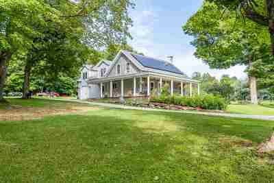 Georgia Single Family Home For Sale: 708 Pattee Hill Road